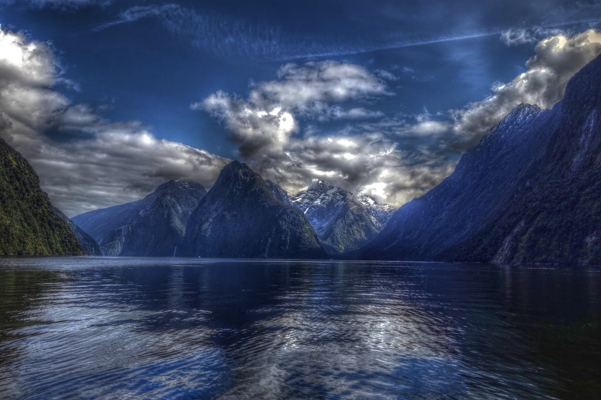 Mylfords Sound ivo meier reise bergsucht berge