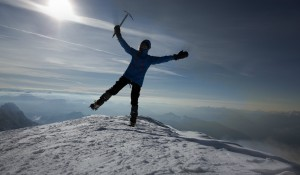 Mont Blanc Alpen Berge Hochtour