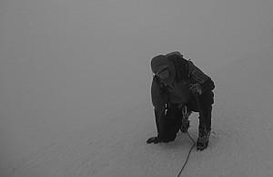Hochtour Mont Blanc 4810m Alpen
